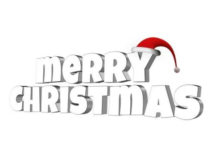 GlückIstJetzt wünscht frohe Weihnacht